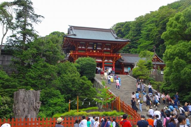 鎌倉・鶴岡八幡