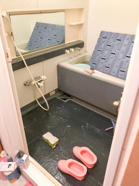 風呂掃除の頻度