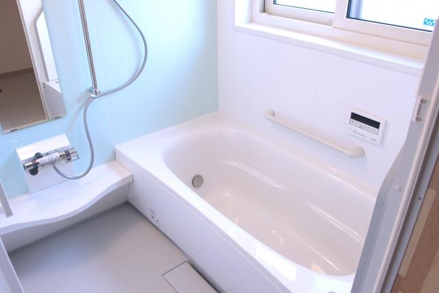 お風呂周り掃除