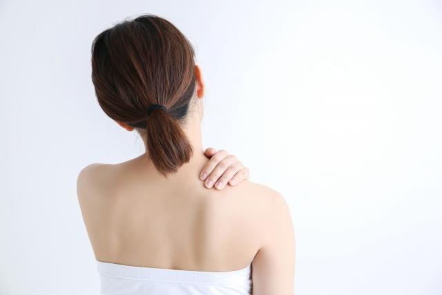 肩こりの運動