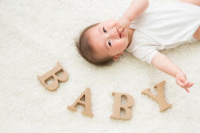 赤ちゃん 絶壁