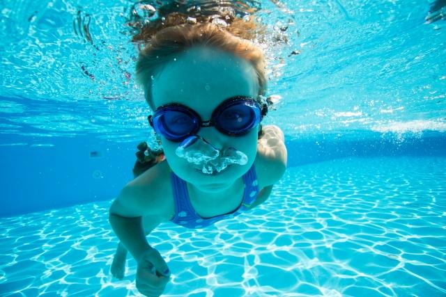 子供と行きたいプールはどこ?