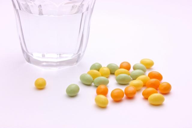 栄養・ミネラル・ビタミンを簡単に取るならサプリメント
