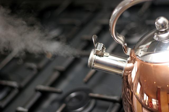 井戸水は煮沸する!