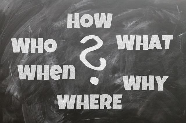 何をいつどうすればいいいのか?なぜなのか?どうすれば?で解決します!