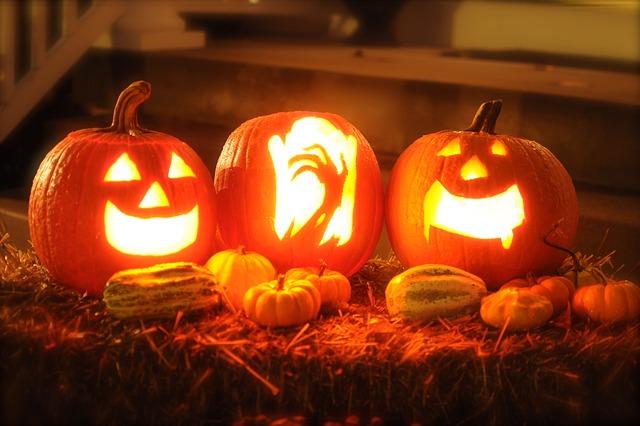 ハロウィンのカボチャはアメリカからの発祥!