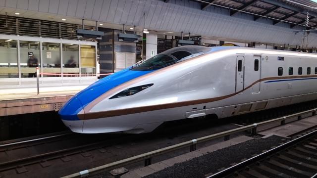 新幹線・はくたか